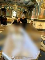 Cristian Pomohaci șochează din nou. Gestul făcut la înmormântarea soției maestrului Nicolae Botgros