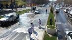 Daniel Băluță: Continuăm activitățile de igienizare a spațiilor publice din Sectorul 4