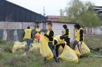 Împreună pentru un mediu sănătos! Împreună pentru comunitate! Aproximativ 400 de voluntari au răspuns prezent la Campania de curăţenie iniţiată de candidatul PNL la primăria oraşului Bragadiru, Gabriel Lupulescu