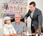 La mulţi ani, Dumitru Dragomir! Don Corleone de România împlineşte 74 de ani