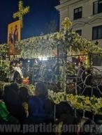"""Preşedintele Partidei Romilor """"Pro-Europa"""", Nicolae Păun, a participat la scoaterea în procesiune a raclei cu moaștele Sfintei Cuvioase Parascheva"""