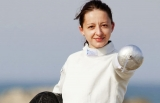 Ana Maria Popescu a adus prima medalie pentru România de la Jocurile Olimpice, după ce a câștigat argintul la scrimă