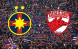 Cea mai mare înfrângere pentru Dinamo din partea FCSB
