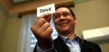 CV-ul  lui Victor Ponta.Ai mai vota Pro-Romania ?