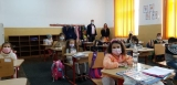 Dan Rusu, primarul  din Comuna Adunatii Copaceni , a sunat clopotelul