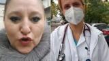 Diana Șoșoacă face dreptate printre decedați! Aceasta a agresat verbal mai mulți angajați ai unității medicale