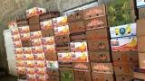 Cutii cu banane în care erau ascunse droguri, vândute în România