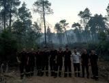 Eroii români trimiși în Grecia să stingă incendiile, se întorc acasă după ce au câștigat lupta cu focul