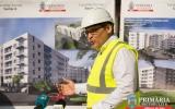 """Gabriel Mutu: """"Am simțit că suntem obligați să facem ceva pentru oameni""""  246 de locuințe sociale vor fi construite în Sectorul 6, în mai puțin de 24 de luni"""