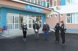 Inspecţie fulger la şcoala şi grădiniţele din Bragadiru  Siguranţa elevilor prioritară pentru viceprimarul Marian Grigore