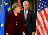Joe Biden și Angela Merkel  se opun agresiunilor Rusiei și acțiunilor anti-democratice ale Chinei