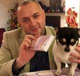 Leo de la Strehaia și familia au fost ridicați de poliție și arestați pentru evaziune fiscală