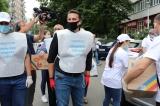 Manipulatorul Negrilă Candidatul PPUSL la Primăria sectorului 4, consilierul Vasile Negrilă ameninţă şi agresează angajaţii primăriei şi poliţiştii locali!