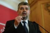 Marcel Ciolacu  atac la premierul Cîțu: Le oferă muncitorilor români câte 2 lei în plus pe zi