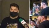 """""""Micutzu"""" implicat într-un scandal cu patru bărbați în centrul Capitalei"""
