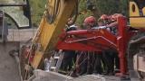 Muncitorii lansează, acuzații grave în cazul accidentului de  pe șantierul din Sectorul 3 al Capitalei