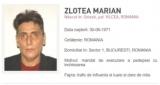 Ne fug puşcăriaşii din ţară! Adrian Zlotea  dat în urmărire după ce a dispărut înainte de pronunţarea sentinţei prin care a fost condamnat definitiv la închisoare