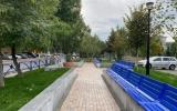 O nouă esplanadă în sectorul 4 realizată de Totul Verde