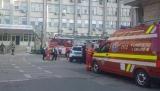 O sală de operaţii din Spitalul Județean Constanța a luat foc  după ce un aparat a făcut scurtcircuit
