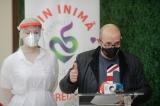 Primarul Sectorului 5, Cristian Popescu Piedone, a dispus retragerea măştilor neconforme din şcoli