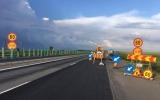 Restricții de circulație pe autostrada București-Constanța până la jumătatea lunii decembrie