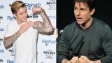 Justin Bieber l-a provocat pe Tom Cruise la o luptă în ring