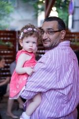 Rupiţă este topit după nepoţica lui, Andreea Irem
