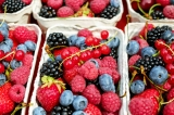 Supărat că supermarketurile îi dau prea puţini bani, un producător oferă fructe de pădure gratis. A chemat tot satul să le culeagă