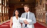 Meghan Markle şi prinţul Harry angajează a treia bonă în șase luni pentru bebelușul Archie