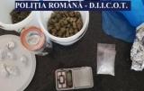 DIICOT a capturat o mașină plină cu droguri
