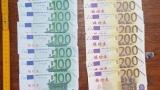 Bărbat reținut în Harghita pentru că a încercat să plătească cu euro falși