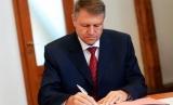 Klaus Iohannis a semnat decretele: Ramona Mănescu (Externe), Nicolae Moga (Interne) și Mihai Fifor (Vicepremier)
