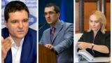 Se încinge lupta pentru ciolan . PLUS l-a desemnat pe Vlad Voiculescu, Nicuşor Dan se cere şi el candidatul USR-PLUS