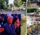 """Videanu se pregăteste să plece intr-o altă lume . """"Vilă subterană"""" în cimitirul Bellu din Capitală cu 14 camere"""