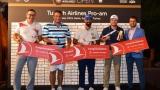 """În plin scandal în Pro România, Victor Ponta a plecat la golf cu """"Turnatorul""""  Dinu Pescariu"""