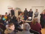 Partida Romilor Pro -Europa a oferit cadouri in Ajunul Craciunului