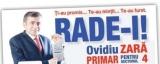 www.ziarulatak.ro Jurnalistul Ovidiu Zara si-a anuntat intentia de a candida la primaria sectorului 4 ,pe facebook