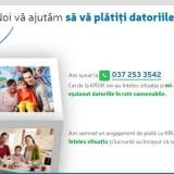 """www.ziarulatak.ro Angajații KRUK România din Târgoviște, """"disperati ca mor tot mai multi datornici"""" au organizat un centru mobil de donare de sange"""
