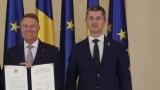Klaus Iohannis îi răspunde lui Dan Barna: 'Nu știu care e treaba cu praful, poate mă lămurește respectivul politician