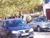 Primarul din Zimnicea  înmormântare cu  alai, în plină pandemie
