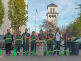 www.ziarulatak.ro Procurorii DNA, din nou, la Primăria sectorului 4 Matrapazlâcurile lui Băluță luate la puricat. Contracte dubioase și taxe către cetățeni, instaurate ilegal