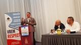 Nicolae Păun, preşedintele APRPE -Atenţie guvernanţi, atenţie partidelor politice, problema romilor nu mai este numai a Partidei Romilor Pro-Europa. Problema romilor este a acestei ţări. -Primarii din ţară trebuie să ne acorde respect. Partida Romilor