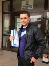 """Atak.ro   Tanarul presedinte PSD Mihailesti ,Ion Constantin Tudose : Dorinţa tuturor este de a scăpa comunitatea de """" dictatura"""" lui Mihai Dobre."""