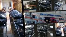 IMAGINI CU PUTERNIC IMPACT EMOȚIONAL! Cum arată morga unui spital din Capitală în plin val pandemic