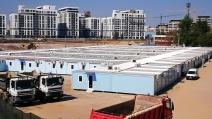 Inaugurarea spitalului modular Pipera va avea loc marți, unde vor fi tratați pacienții COVID