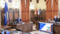 Klaus Iohannis convoacă o ședință pentru instituirea unor noi măsuri restrictive