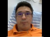 Luis Lazarus infectat cu COVID-19 ,și  internat la Spitalul Universitar