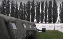 Un spital modular cumpărat de Unifarm cu 3 milioane de euro este nefolosit