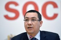 Victor Ponta un mare patriot  Nu mai este şomer şi-a găsit de muncă în străinătate