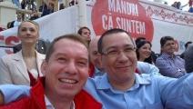 www.ziarulatak.ro   Mihai Sturzu: Ponta a acceptat in partid toti sclavii lui Dragnea,toti lingaii de clante